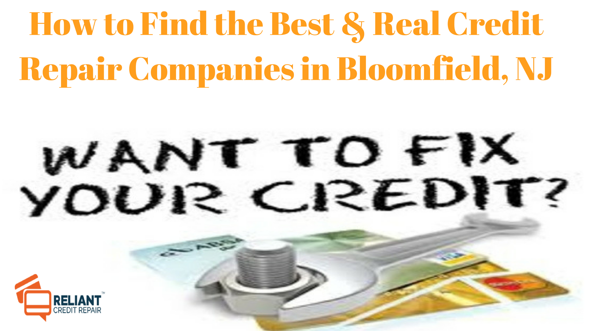 Credit Repair Bloomfield NJ
