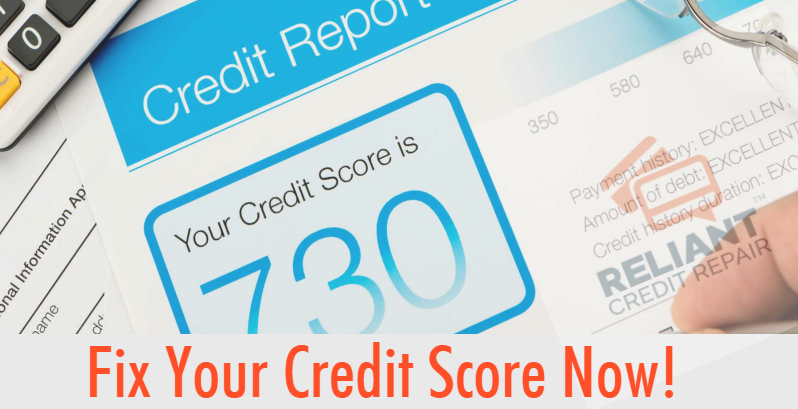 how to clear your credit score
