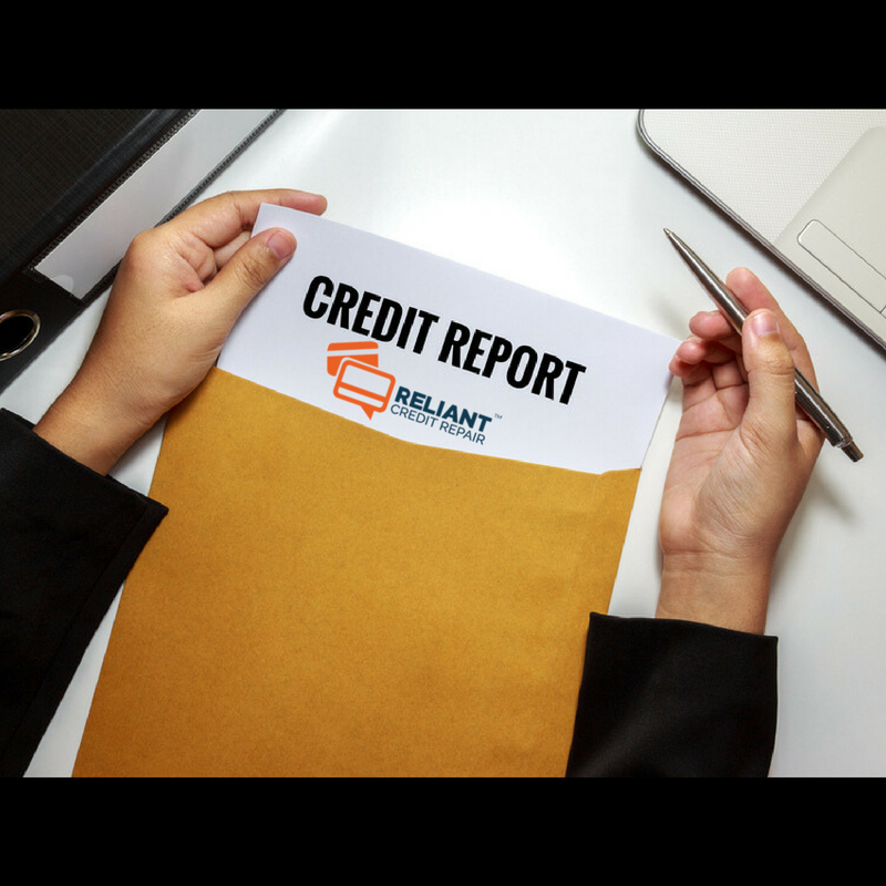 improve your credit report