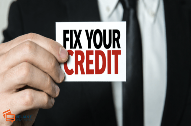 how to fix your credit rating