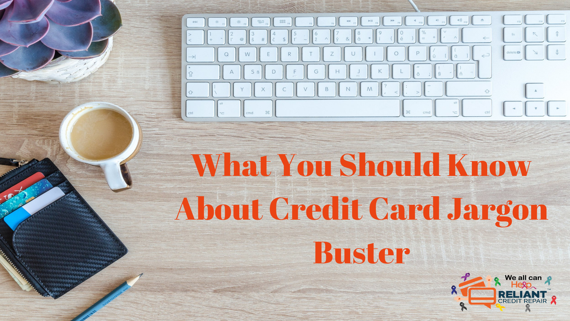 Credit Card Jargon Buster