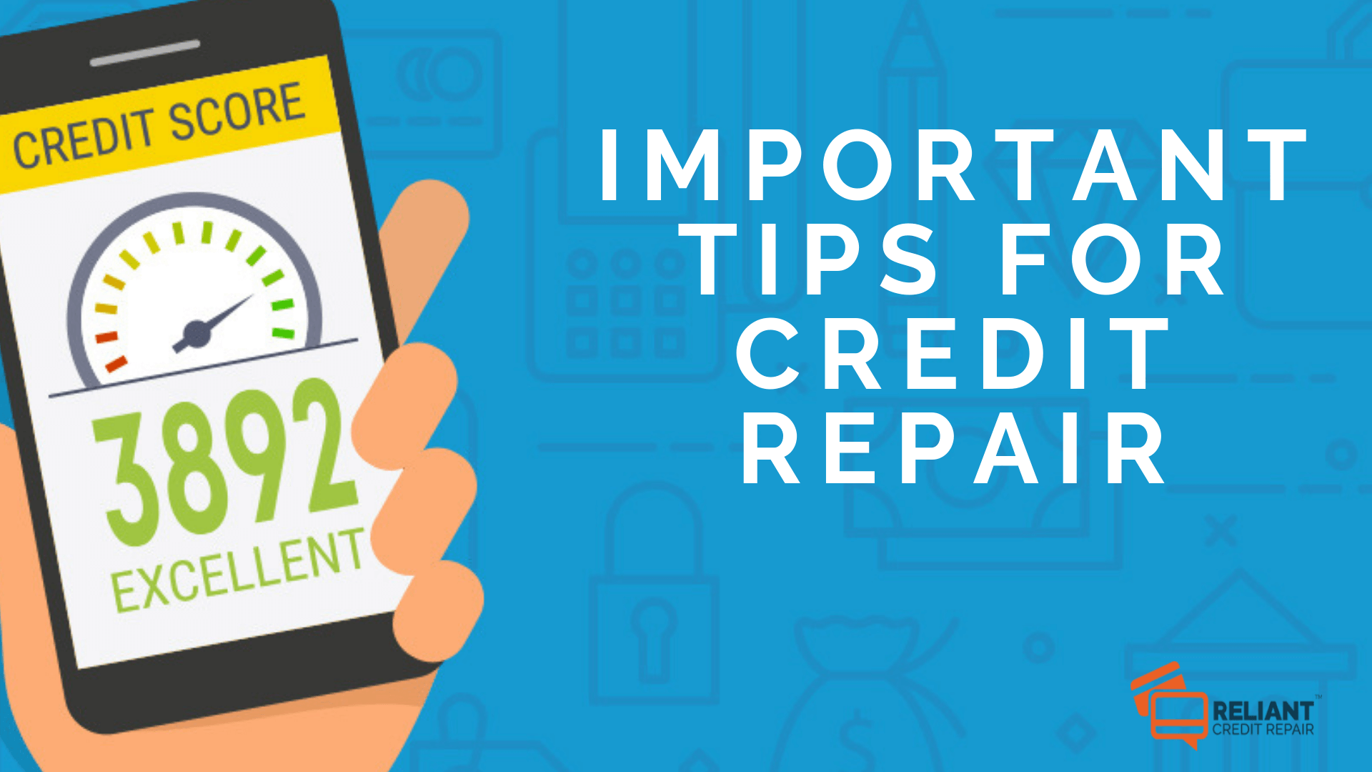 tips for credit repair