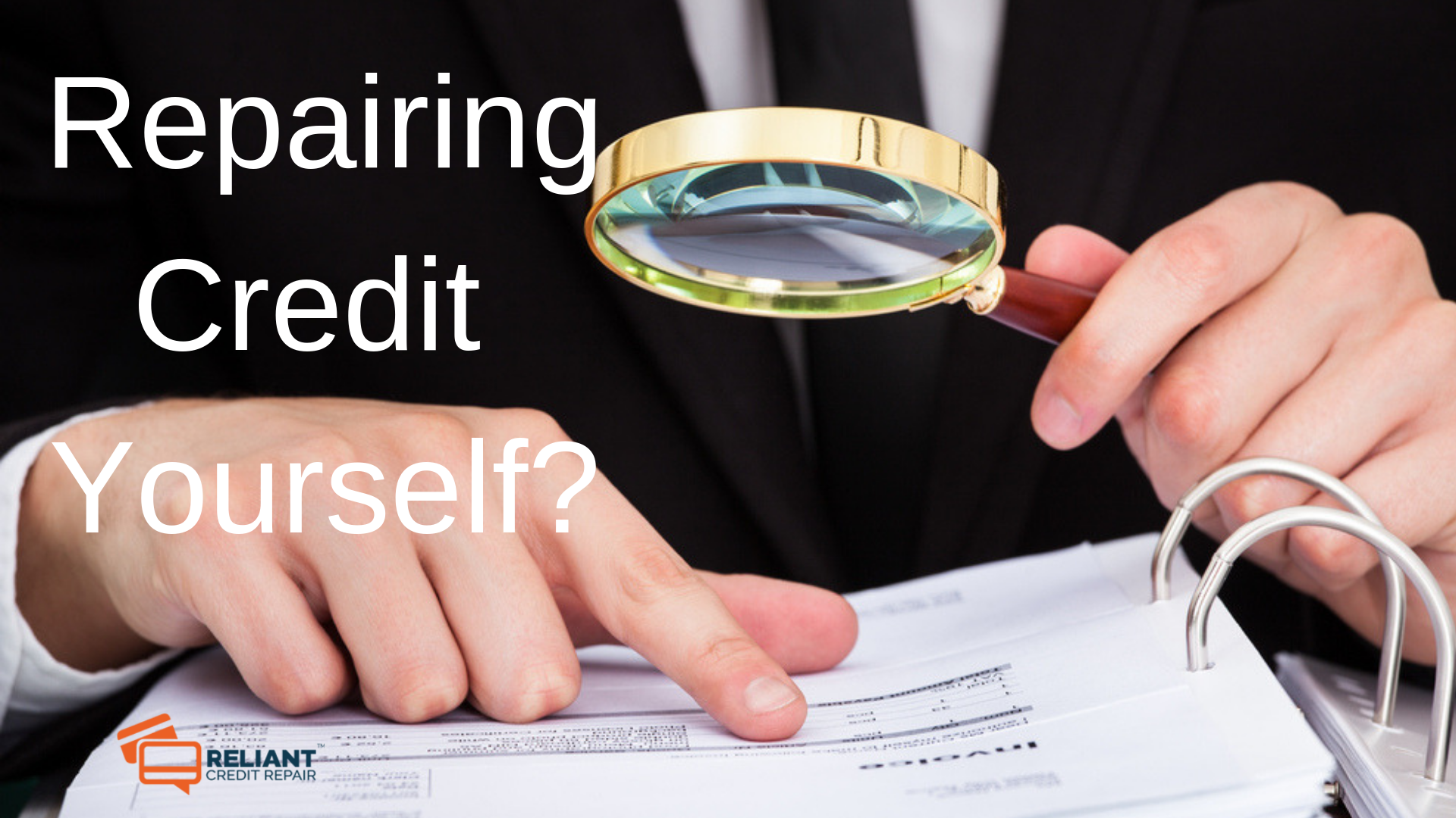 Repairing Credit Yourself