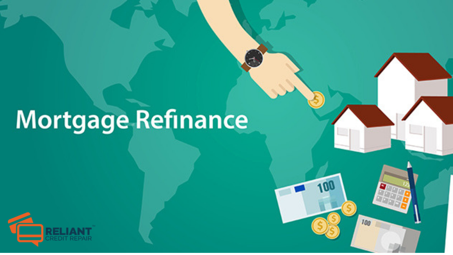 How to refinance your home when you have bad credit