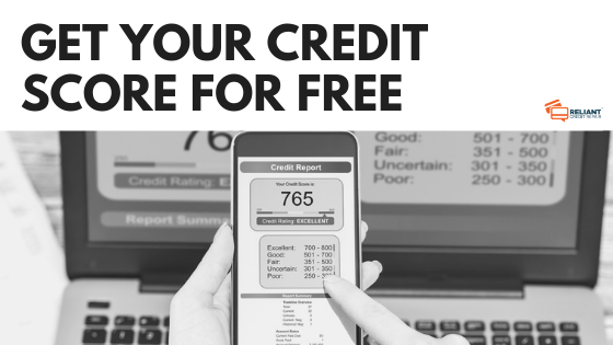 Credit Score For Free