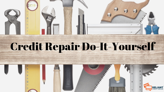 Credit Repair Do-It-Yourself
