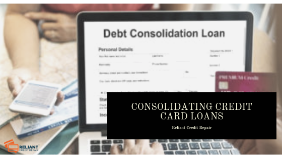 Consolidating Credit Card Loans