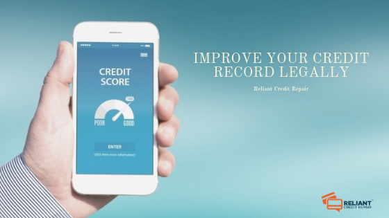Improve Your Credit Record Legally